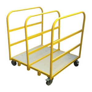 Two Section Rack Trolley