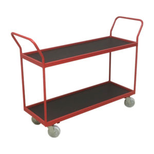 Double Shelf Trolley