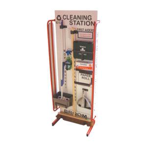 Static Hygiene Station