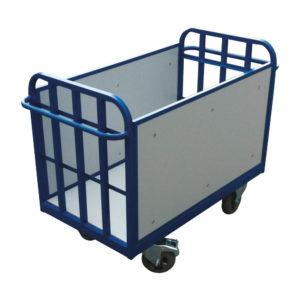 Heavy Duty Panelled Side Trolley