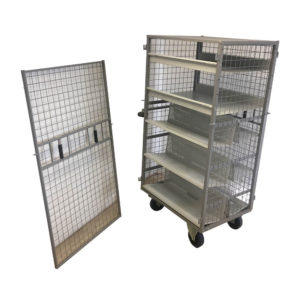 Lift Off Front Security Cage