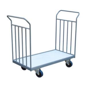 Industrial Flat Base Trolley 2 Handles