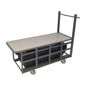 Flatbed And Box Storage