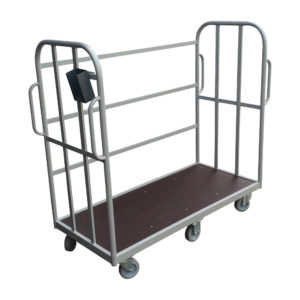Torque Rail Trolley With Scanner